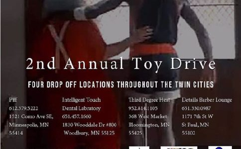 SOLE Provider Annual Toy Drive Flyer